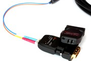 Optical DVI Extender Duplex Fiber Detachable Module M1-201DA-TR