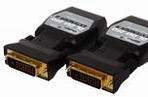 DVI双纤双联延长器